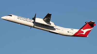 VH-QOF - Bombardier Dash 8-Q402 - QantasLink (Sunstate Airlines)