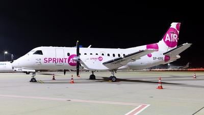 SP-KPE - Saab 340A - SprintAir