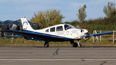 G-BPCK - Piper PA-28-161 Warrior II - Private