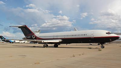 N727NK - Boeing 727-212(Adv) - Private
