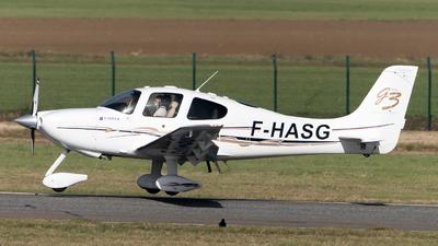 F-HASG - Cirrus SR22-GTS G3 - Private
