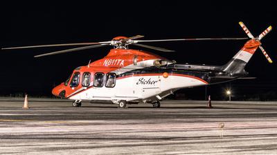 N811TA - Agusta-Westland AW-139 - Era Helicopters