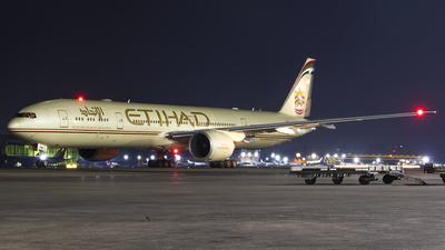 A6-ETM - Boeing 777-3FXER - Etihad Airways