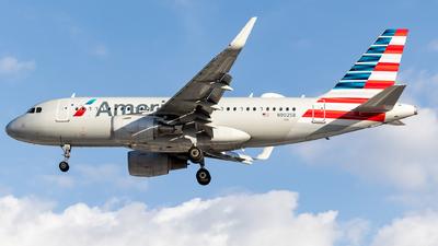 N9025B - Airbus A319-115 - American Airlines