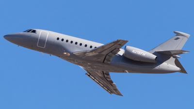 N215FH - Dassault Falcon 2000EX - Private