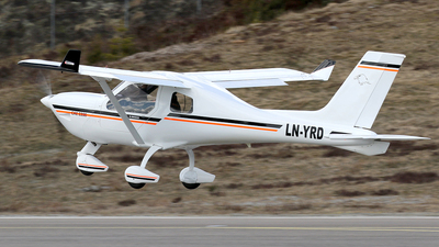 LN-YRD - Jabiru J170 - Private