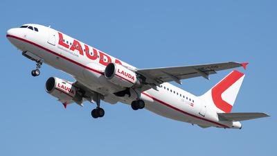 OE-LOQ - Airbus A320-214 - LaudaMotion
