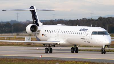 A picture of DACNC - Mitsubishi CRJ900LR - Lufthansa - © Julian S.