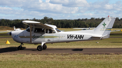 A picture of VHAHH - Cessna 172R Skyhawk - [17280973] - © Morris Biondi