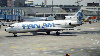 N4739 - Boeing 727-235 - Pan Am