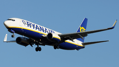 EI-EBC - Boeing 737-8AS - Ryanair
