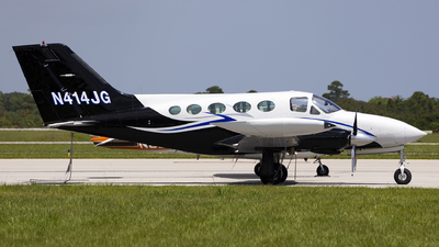A picture of N414JG - Cessna 414 - [4140611] - © SKP