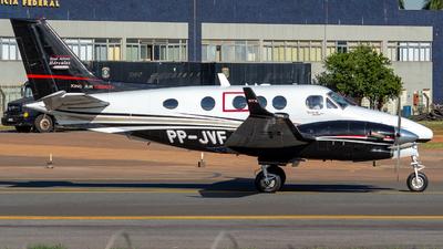 PP-JVF - Beechcraft C90GTi King Air - Táxi Aéreo Hércules