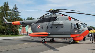 1012 - Mil Mi-14PL Haze - Poland - Navy