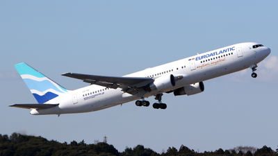CS-TST - Boeing 767-34P(ER) - EuroAtlantic Airways