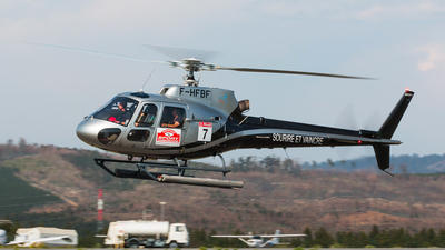 A picture of FHFBF - Eurocopter AS350 B2 - [7687] - © Bárbara Costa
