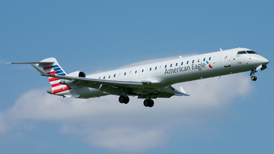 A picture of N603NN - Mitsubishi CRJ900LR - American Airlines - © Wes B