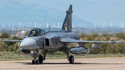 9236 - Saab JAS-39C Gripen - Czech Republic - Air Force