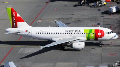 CS-TTN - Airbus A319-111 - TAP Portugal