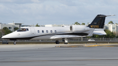 N722BD - Bombardier Learjet 60 - Private