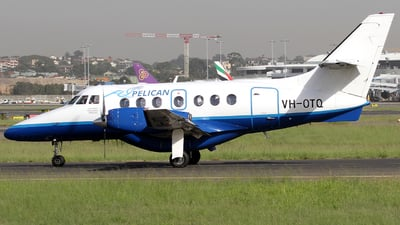 VH-OTQ - British Aerospace Jetstream 32EP - FlyPelican