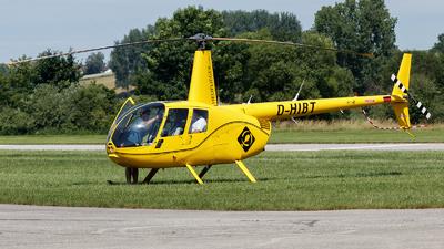 D-HIBT - Robinson R44 Raven II - Heliflieger Deutschland