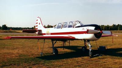 RA-01428 - Yakovlev Yak-52 - Private