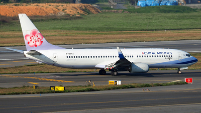 B-18652 - Boeing 737-8Q8 - China Airlines