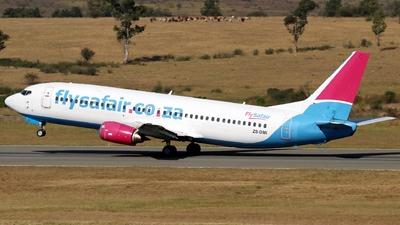 ZS-DMI - Boeing 737-4S3 - FlySafair