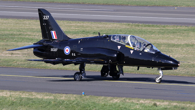A picture of XX337 - BAe Systems Hawk T1A -  - © Ian Howat
