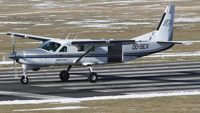 OO-SEX - Cessna 208B Grand Caravan - Private
