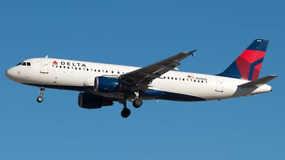 N316US - Airbus A320-211 - Delta Air Lines