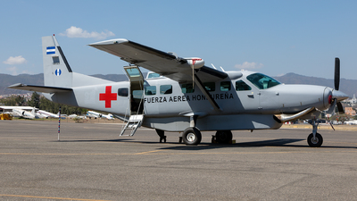 FAH-025 - Cessna 208B Grand Caravan - Honduras - Air Force