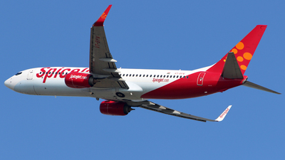 A picture of VTSYV - Boeing 73786N - [38030] - © Silas