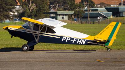 PP-FHN - Aero Boero AB115 - Aero Club - Parana