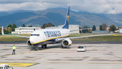 EI-EKS - Boeing 737-8AS - Ryanair