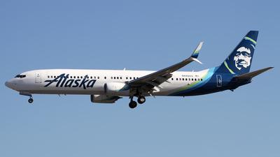 N448AS - Boeing 737-990ER - Alaska Airlines