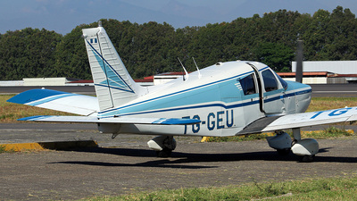 TG-GEU - Piper PA-28-235 Cherokee - Private