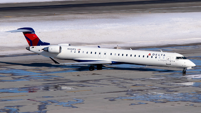 N480PX - Bombardier CRJ-900LR - Delta Connection (Endeavor Air)