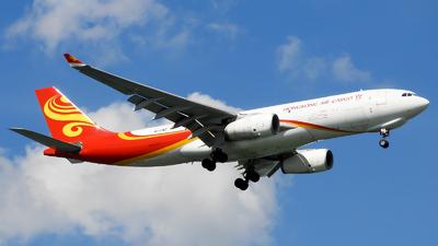 A picture of BLNZ - Airbus A330243F - Hong Kong Air Cargo - © Mohamed Rizwan
