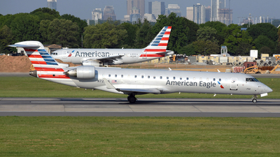 A picture of N720PS - Mitsubishi CRJ701ER - American Airlines - © DJ Reed - OPShots Photo Team