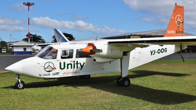 YJ-OO6 - Britten-Norman BN-2A-26 Islander - Unity Airlines