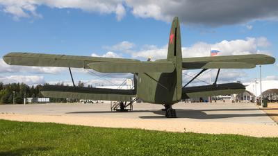11 - Antonov An-2T - Russia - Air Force