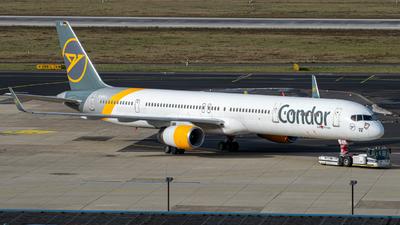 A picture of DABOJ - Boeing 757330 - Condor - © Maxi Drefahl