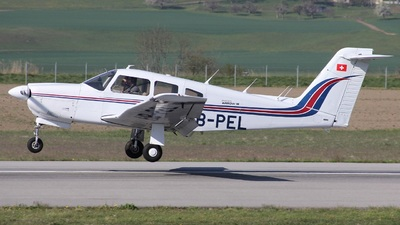 A picture of HBPEL - Piper PA28RT201T Turbo Arrow IV - [28R7918262] - © Manueljb