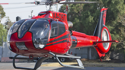 XA-QST - Eurocopter EC 130B4 - Private