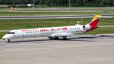 EC-MRI - Bombardier CRJ-1000 - Iberia Regional (Air Nostrum)