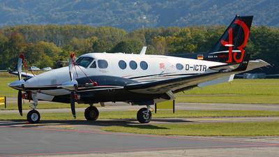 D-ICTR - Beechcraft C90GTi King Air - Private