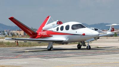 2-FEEL - Cirrus Vision SF50 G2 - Private