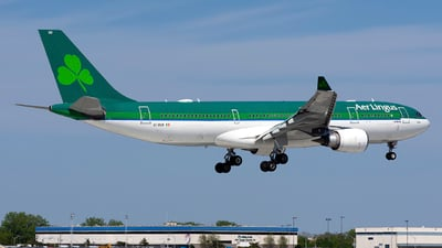 A picture of EIDUO - Airbus A330202 - Aer Lingus - © Mark Szemberski